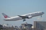 amagoさんが、伊丹空港で撮影した日本航空 777-289の航空フォト(写真)