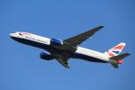 msrwさんが、成田国際空港で撮影したブリティッシュ・エアウェイズ 777-236/ERの航空フォト(写真)