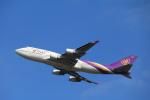 msrwさんが、成田国際空港で撮影したタイ国際航空 747-4D7の航空フォト(写真)