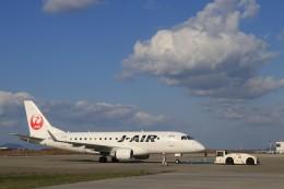 musashiさんが、松山空港で撮影したジェイ・エア ERJ-170-100 (ERJ-170STD)の航空フォト(写真)