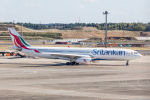 Y-Kenzoさんが、成田国際空港で撮影したスリランカ航空 A330-343Xの航空フォト(写真)