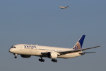多楽さんが、成田国際空港で撮影したユナイテッド航空 787-9の航空フォト(写真)