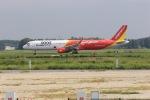 yoshi_350さんが、茨城空港で撮影したベトジェットエア A321-211の航空フォト(写真)