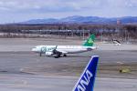 dragonflyさんが、新千歳空港で撮影した春秋航空 A320-214の航空フォト(写真)