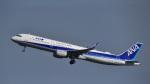 パンダさんが、羽田空港で撮影した全日空 A321-211の航空フォト(写真)