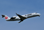 チャーリーマイクさんが、熊本空港で撮影したジェイ・エア CL-600-2B19 Regional Jet CRJ-200ERの航空フォト(写真)