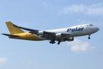 isiさんが、成田国際空港で撮影したポーラーエアカーゴ 747-46NF/SCDの航空フォト(写真)