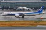 Tomo_lgmさんが、羽田空港で撮影した全日空 787-9の航空フォト(写真)