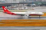 Tomo_lgmさんが、羽田空港で撮影した上海航空 A330-343Xの航空フォト(写真)