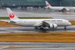 Tomo_lgmさんが、羽田空港で撮影した日本航空 787-8 Dreamlinerの航空フォト(写真)