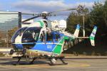 batilsさんが、NO DATAで撮影した福井県防災航空隊 BK117C-2の航空フォト(写真)