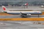 Tomo_lgmさんが、羽田空港で撮影した中国国際航空 A330-343Eの航空フォト(写真)
