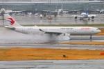 Tomo_lgmさんが、羽田空港で撮影した中国東方航空 A330-343Xの航空フォト(写真)