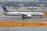 Tomo_lgmさんが、羽田空港で撮影したユナイテッド航空 787-9の航空フォト(写真)