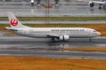 Tomo_lgmさんが、羽田空港で撮影した日本トランスオーシャン航空 737-446の航空フォト(写真)