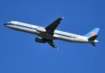 雲霧さんが、成田国際空港で撮影した中国南方航空 A321-231の航空フォト(写真)