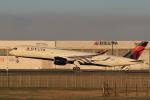 多楽さんが、成田国際空港で撮影したデルタ航空 A350-941XWBの航空フォト(写真)