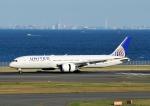 じーく。さんが、羽田空港で撮影したユナイテッド航空 787-9の航空フォト(飛行機 写真・画像)