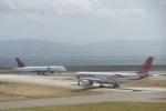 FRTさんが、関西国際空港で撮影したトランスアジア航空 A330-343Xの航空フォト(写真)