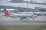FRTさんが、関西国際空港で撮影した天津航空 A320-232の航空フォト(飛行機 写真・画像)