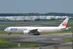 @Yuuさんが、成田国際空港で撮影した日本航空 777-346/ERの航空フォト(写真)
