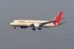 まいけるさんが、スワンナプーム国際空港で撮影したエア・インディア 787-8 Dreamlinerの航空フォト(写真)