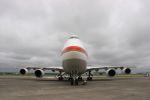 ふるちゃんさんが、千歳基地で撮影した航空自衛隊 747-47Cの航空フォト(写真)