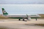 つっさんさんが、関西国際空港で撮影したエバー航空 A321-211の航空フォト(写真)