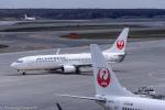 dragonflyさんが、新千歳空港で撮影したJALエクスプレス 737-846の航空フォト(写真)