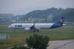 FRTさんが、福岡空港で撮影したV エア A321-231の航空フォト(写真)