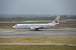 FRTさんが、関西国際空港で撮影した日本トランスオーシャン航空 737-4Q3の航空フォト(飛行機 写真・画像)