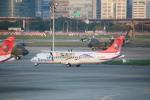 A350XWB-HNDさんが、台北松山空港で撮影したトランスアジア航空 ATR-72-600の航空フォト(写真)