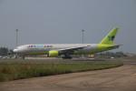 A350XWB-HNDさんが、台湾桃園国際空港で撮影したジンエアー 777-2B5/ERの航空フォト(写真)