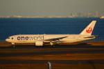 AokaiE531さんが、羽田空港で撮影した日本航空 777-246の航空フォト(写真)