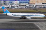 Chofu Spotter Ariaさんが、羽田空港で撮影した中国南方航空 A330-223の航空フォト(写真)