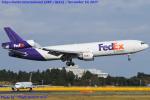 Chofu Spotter Ariaさんが、成田国際空港で撮影したフェデックス・エクスプレス MD-11Fの航空フォト(飛行機 写真・画像)