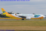 Chofu Spotter Ariaさんが、成田国際空港で撮影したセブパシフィック航空 A330-343Eの航空フォト(飛行機 写真・画像)