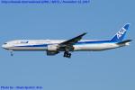 Chofu Spotter Ariaさんが、羽田空港で撮影した全日空 777-381の航空フォト(写真)