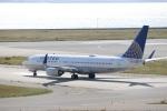 つっさんさんが、関西国際空港で撮影したユナイテッド航空 737-824の航空フォト(写真)