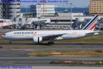 Chofu Spotter Ariaさんが、羽田空港で撮影したエールフランス航空 777-228/ERの航空フォト(写真)