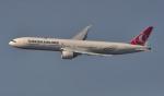 kenko.sさんが、成田国際空港で撮影したターキッシュ・エアラインズ 777-3F2/ERの航空フォト(写真)