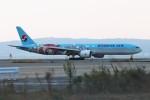 青春の1ページさんが、関西国際空港で撮影した大韓航空 777-3B5/ERの航空フォト(写真)