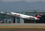 チャーリーマイクさんが、名古屋飛行場で撮影したジェイ・エア CL-600-2B19 Regional Jet CRJ-200ERの航空フォト(写真)