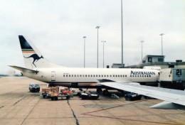 オーストラリア航空 イメージ