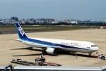 kintaroさんが、福岡空港で撮影した全日空 767-381/ERの航空フォト(写真)
