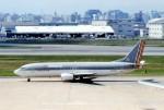 kintaroさんが、福岡空港で撮影したアシアナ航空 737-4Y0の航空フォト(写真)