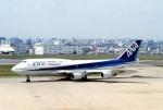 kintaroさんが、福岡空港で撮影した全日空 747-481(D)の航空フォト(写真)