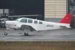 SFJ_capさんが、八尾空港で撮影した日本個人所有 A36 Bonanza 36の航空フォト(写真)
