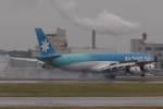 木人さんが、成田国際空港で撮影したエア・タヒチ・ヌイ A340-313Xの航空フォト(写真)