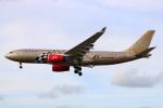 Koba UNITED®さんが、ロンドン・ヒースロー空港で撮影したガルフ・エア A330-243の航空フォト(写真)